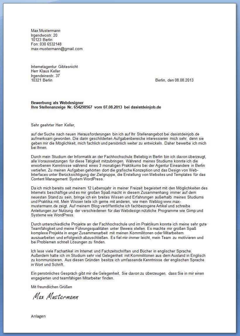 index of exempleimage muster bewerbungsschreiben bewerbungsanschreiben 2018 bewerbungsanschreiben - Wie Schreibe Ich Eine Gute Bewerbung